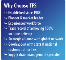 Why Choose Transairmarine Freight Services